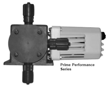 Chlorine Injection Pump